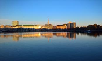 Hamburg, Binnenalster
