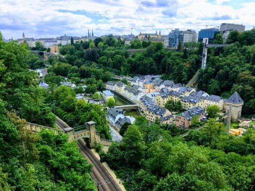 Luxemburg, Grund